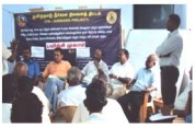 World bank Team visit TN-IAMWARM Project